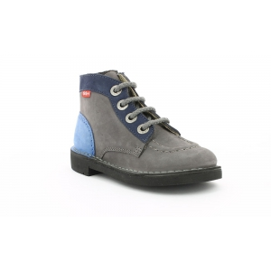 Kickers KICK COLZ DARK GREY