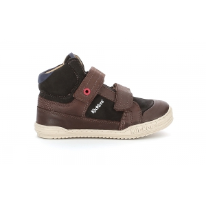 Kickers JINJINU BLACK