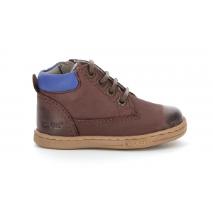 Kickers TACKLAND MARRON FONCE COBALT