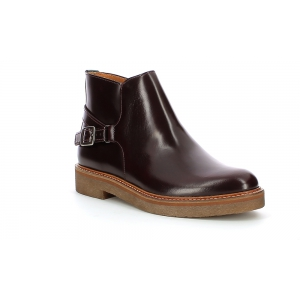 Kickers OXIMORE BORDEAUX