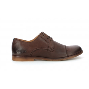 Kickers FLARUD MARRON FONCE