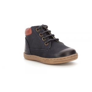 Kickers TACKLAND NAVY CAMEL