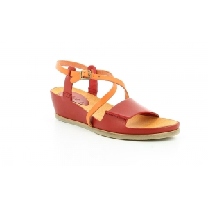Kickers TAHITI ROUGE ORANGE