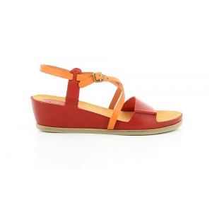 Kickers TAHITI RED ORANGE