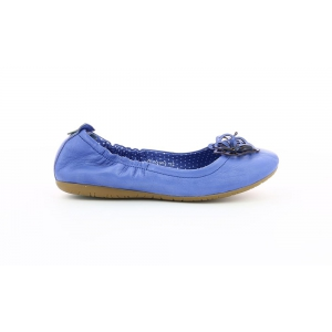 Rommy - Ballerines Pour Femmes / Kickers Rose 53scqipVF