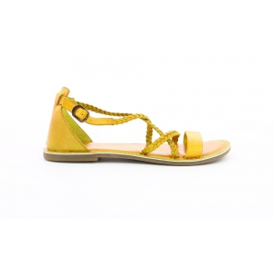 Kickers DIVAGUE YELLOW