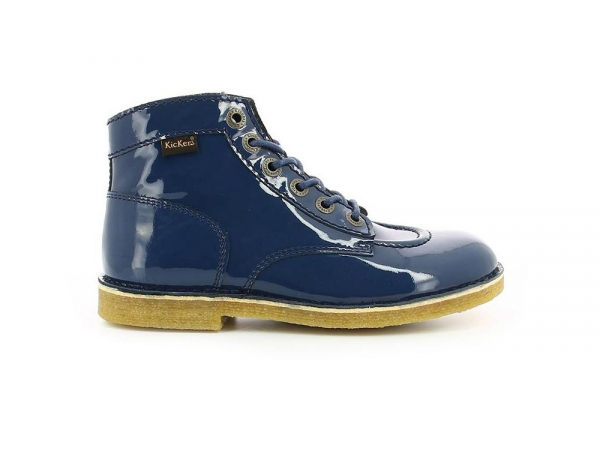 KICK LEGEND NAVY PATENT