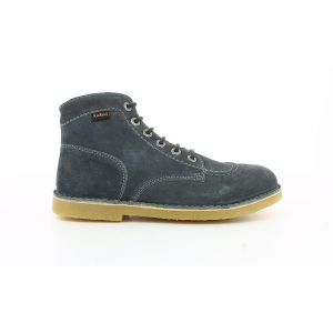 Kickers ORILEGEND GRIS FONCE HOMME