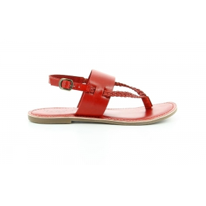 Kickers DIVOUI ROUGE