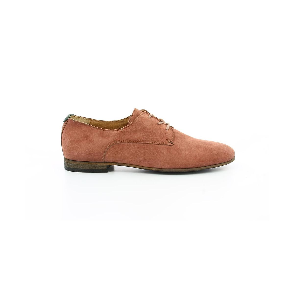 Galla - Chaussures À Lacets Pour Femmes / Kickers Rose T5jQ2m