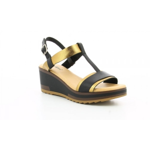 Kickers WINNIE BLACK BRONZE