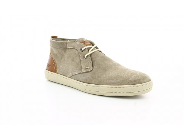 Kickers SNAPER GRIS CLAIR