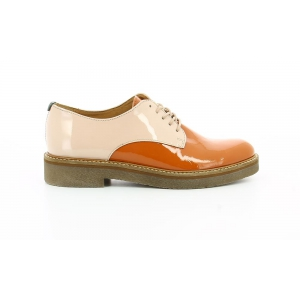 Kickers OXFORK ORANGE CHAIR VERNIS