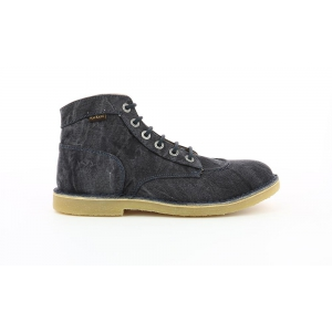 Kickers ORILEGEND TOILE MARINE