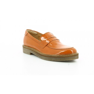 Kickers OXMOX ORANGE PATENT