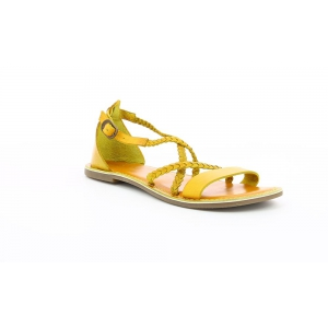Kickers DIVAGUE AMARILLO