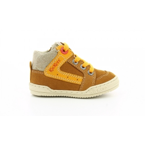 Kickers JARGON BB CAMEL ORANGE