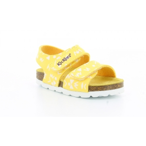 Kickers SUMMERKRO JAUNE