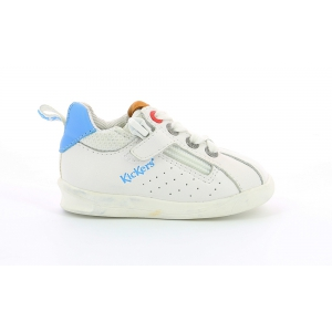 Kickers CHICAGO BB BLANC/ BLEU