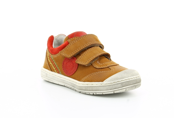 IGUARO CAMEL RED