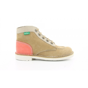 Kickers KICK COL BEIGE BEIGE ROSE