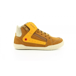 Kickers JARGON CAMEL ORANGE