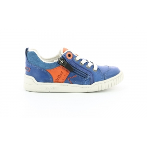 Kickers WINCHESTER BLUE ORANGE
