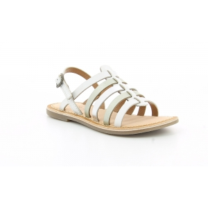 Kickers DIXMILLION BLANCO PLATA