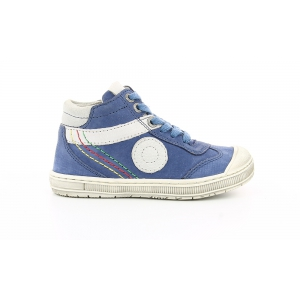 Kickers IGUANA NAVY WHITE