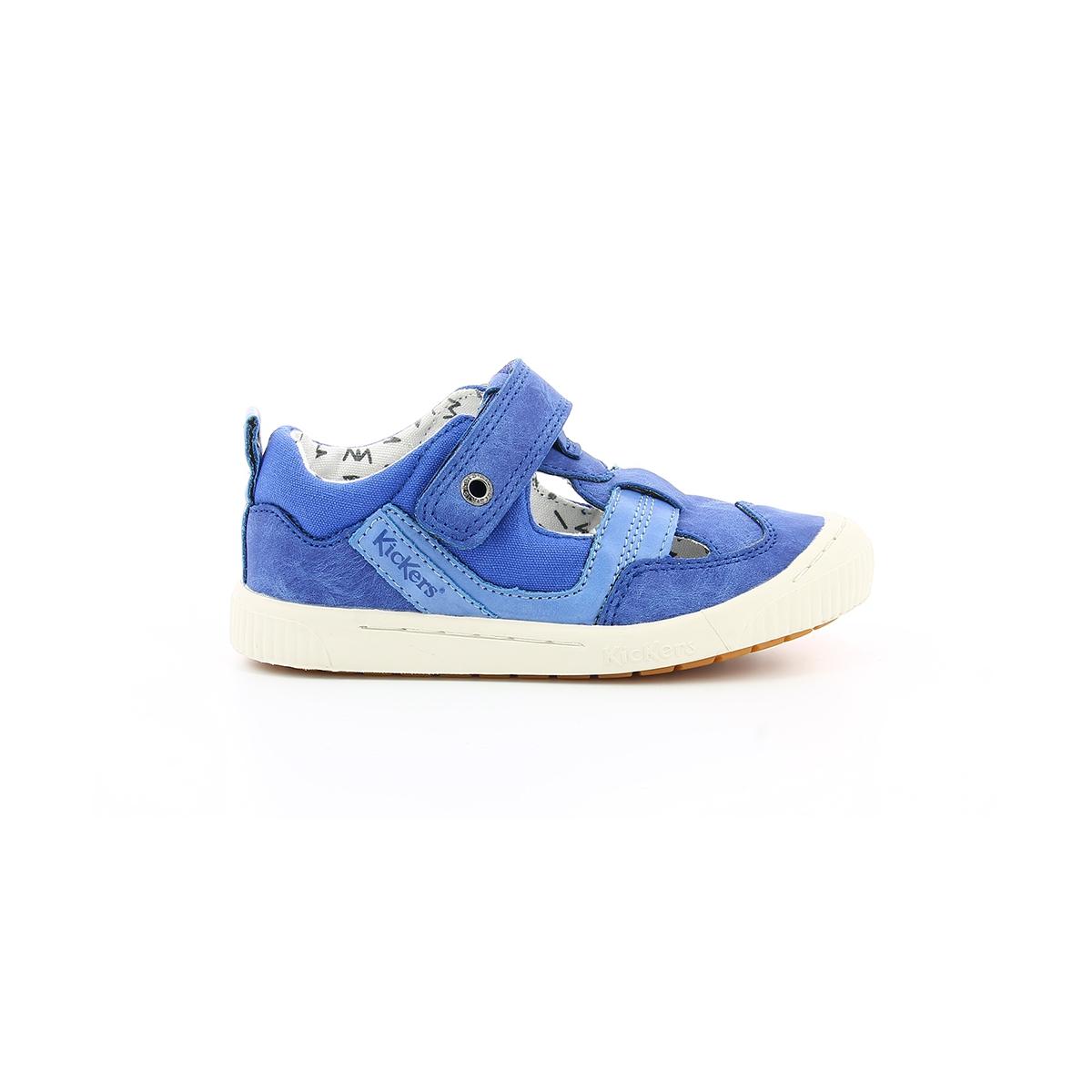 Enfant Bleu Chaussures Chaussures Enfant Ziguero Ziguero Kickers Kickers Enfant Chaussures Bleu Bleu Ziguero xHtqtE