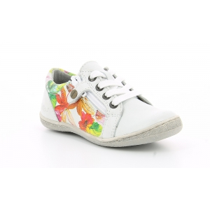 Kickers CARPEDIEM BLANC TROPICAL