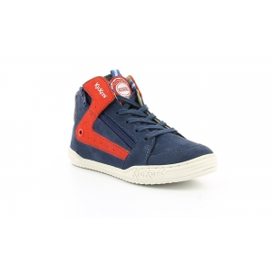 Kickers JARGON NAVY RED