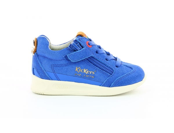 KICK 18 BB BLEU ROYAL