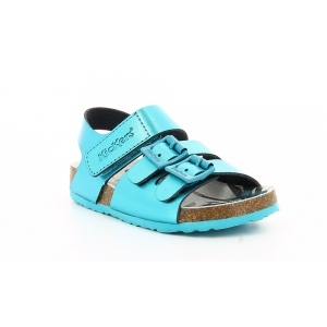 Kickers MAGINATION TURQUOISE METAL