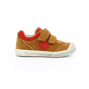 Kickers IGUARO CAMEL RED