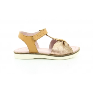 Kickers GIUCY BEIGE METAL