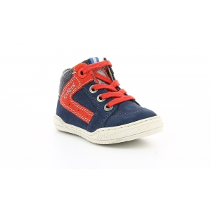 Kickers JARGON BB MARINE ROUGE