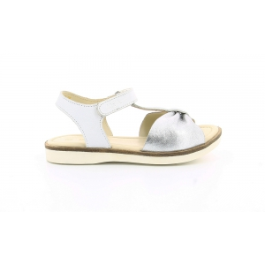 Kickers GIUCY BLANC METAL