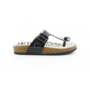Kickers MAGNESTOR BLACK WHITE PRINT