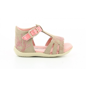 Kickers BRIO BEIGE ROSE