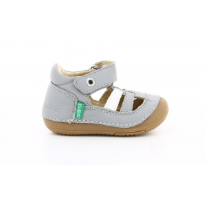Kickers SUSHY GREY WHITE