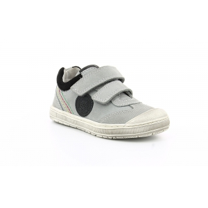 Kickers IGUARO GREY BLACK