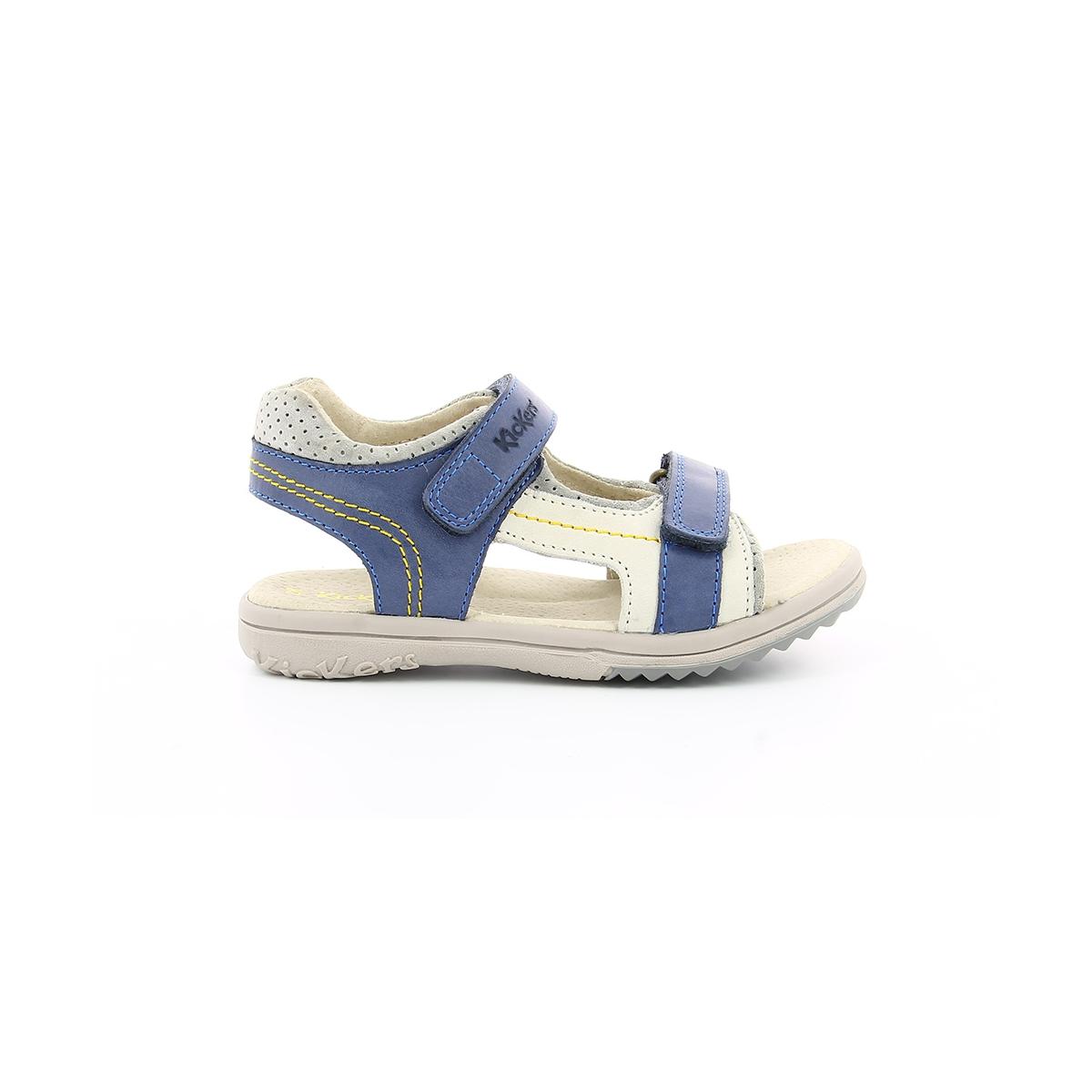 Kickers Enfant Platino Chaussures Fyb76g Marine Gris 4RALcq35j