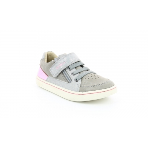 Kickers LYPSTER GREY METAL