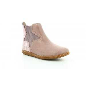 Kickers VERMILLON ROSE CLAIR