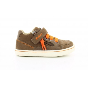 Kickers LYPSTER BROWN ORANGE