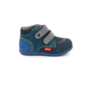 Kickers BABYSCRATCH NAVY BLUE