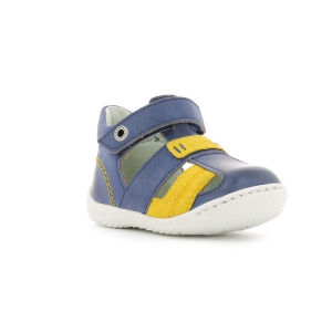Kickers GUZLA NAVY YELLOW