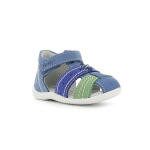 Kickers BIGBAZAR BLUE BLUE GREEN