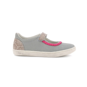 Kickers LYDIE GREY FUSCHIA